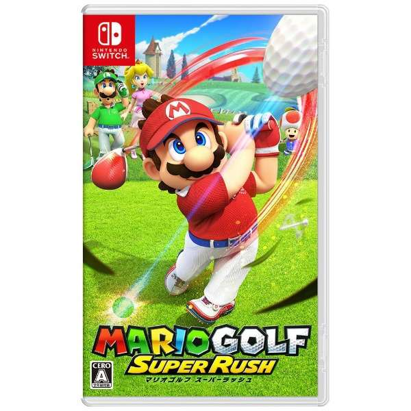 マリオゴルフ スーパーラッシュ 【Switch】