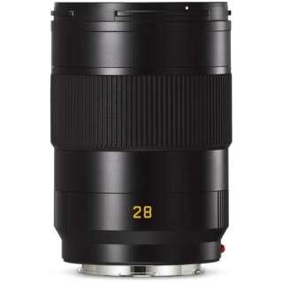 カメラレンズ アポ・ズミクロン SL f2/28mm ASPH. [ライカL /単焦点レンズ]
