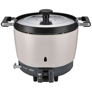 業務用ガス炊飯器 3.0Lタイプ RR-150CF [1.5升]