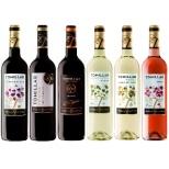 高コスパワイン『トミラー』飲み比べ バラエティーセット 750ml 6本【ワインセット】