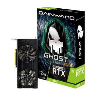 グラフィックボード GeForce RTX 3060 Ghost OC NE63060T19K9-190AU [12GB /GeForce RTXシリーズ]