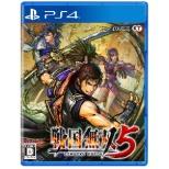 【早期購入特典付き】 戦国無双5 通常版 【PS4】