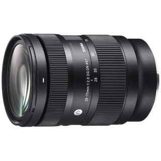 カメラレンズ 28-70mm F2.8 DG DN Contemporary [ソニーE /ズームレンズ]