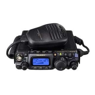 HF/50/144/430MHz帯オールモードトランシーバー FT-818ND