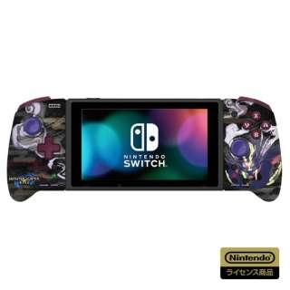 モンスターハンターライズ グリップコントローラー for Nintendo Switch AD21-001