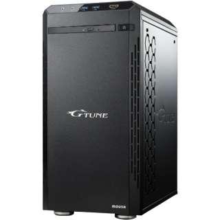 ゲーミングデスクトップパソコン G-Tune BC-GM107KS1R36T [モニター無し /intel Core i7 /メモリ:16GB /SSD:1TB]