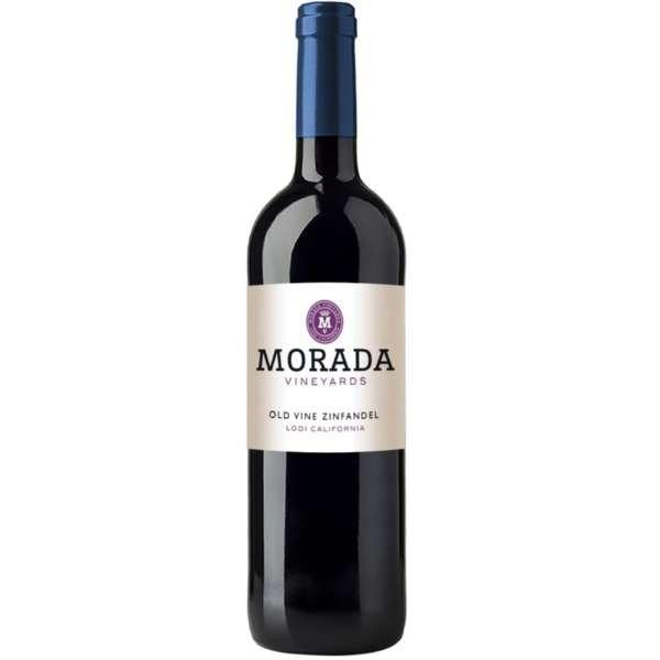 モラダ ジンファンデル オールド・ヴァイン 2017 750ml【赤ワイン】