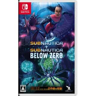 Subnautica + Subnautica Below Zero 【Switch】
