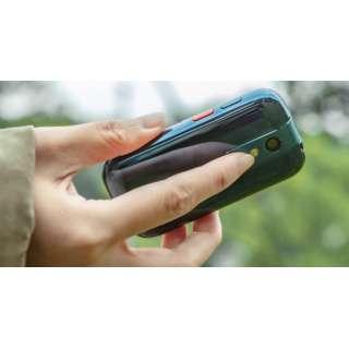 【おサイフケータイ】Unihertz Jelly 2 グリーン3.0型 メモリ/ストレージ: 6GB/128GB nanoSIMx2 ドコモ / au / ソフトバンクSIM対応 SIMフリースマートフォン