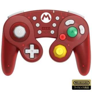 ホリ ワイヤレスクラシックコントローラー for Nintendo Switch スーパーマリオ NSW-273 【Switch】