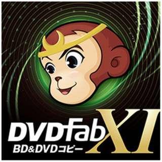 DVDFab XI BD&DVD コピー [Windows用] 【ダウンロード版】