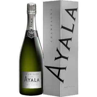 [正規品] アヤラ ブリュット・ナチュール NV 750ml【シャンパン】