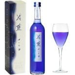 [青いお酒] 清藍(せいらん) 500ml【日本酒・清酒】