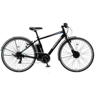 27型 電動アシストクロスバイク TB1 e ティービーワン e(E.Xブラック/外装7段変速) TB7B41【2021年モデル】 【組立商品につき返品不可】