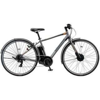 27型 電動アシストクロスバイク TB1 e ティービーワン e(T.Xマットグレー/外装7段変速) TB7B41【2021年モデル】 【組立商品につき返品不可】