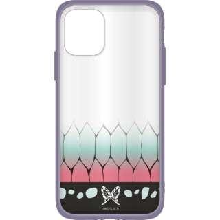 鬼滅の刃 IIII fit Clear iPhone mini ケース 胡蝶 しのぶ KMY-30F