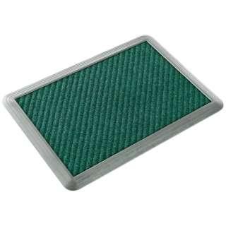 消毒マットシリコーン#6セット 60×90cm(グリーン) 15956