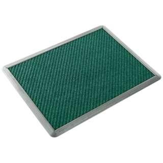 消毒マットシリコーン#12セット 90×120cm(グリーン) 15959