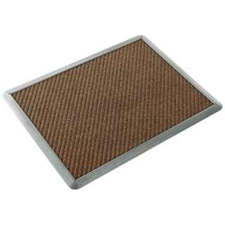 消毒マットシリコーン#12セット 90×120cm(ブラウン) 15960
