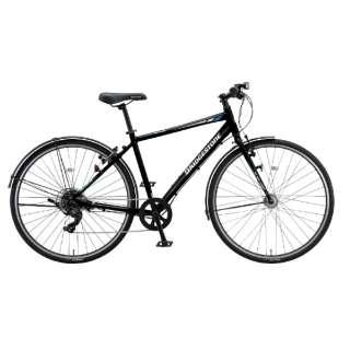 27型 クロスバイク 通学・通勤向け自転車 TB1 ティービーワン(E.Xブラック/7段変速・フレームサイズ:480mm) TB481【2021年モデル】 【組立商品につき返品不可】