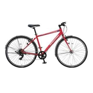 27型 クロスバイク 通学・通勤向け自転車 TB1 ティービーワン(F.Xピュアレッド/7段変速・フレームサイズ:480mm) TB481【2021年モデル】 【組立商品につき返品不可】