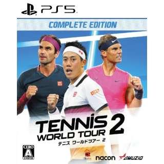 テニス ワールドツアー 2 COMPLETE EDITION 【PS5】