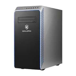 UA7C-R37-R212 ゲーミングデスクトップパソコン GALLERIA [モニター無し /intel Core i7 /SSD:1TB /メモリ:16GB /2021年3月モデル]