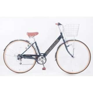27型 自転車 ダカラットクルーズ(ミッドナイトブルー/外装6段変速) CV_W276R_HD_BAA_C_2【2021年モデル】 【組立商品につき返品不可】