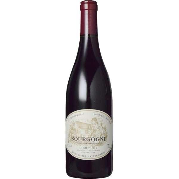 ラ・ジブリオット ブルゴーニュ ルージュ 2014 750ml【赤ワイン】