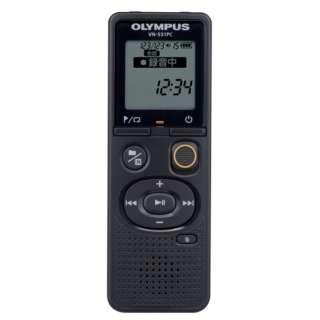 ICレコーダー Voice-Trek ブラック VN-551PCBLK [4GB]