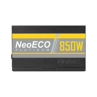 PC電源 NE850 Platinum NE850Platinum [850W /ATX /Platinum]