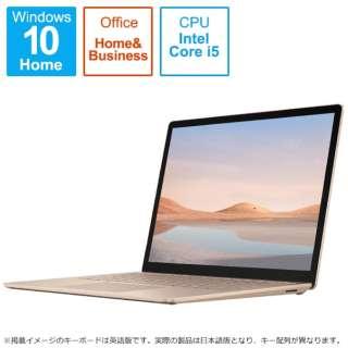5BT-00064 Surface Laptop 4(サーフェス ラップトップ 4) サンドストーン [13.5型 /intel Core i5 /SSD:512GB /メモリ:8GB /2021年4月モデル]