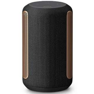ブルートゥーススピーカー ブラック SRS-RA3000BM [Bluetooth対応 /Wi-Fi対応]
