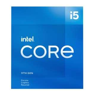 〔CPU〕Intel Core i5-11400F Processor BX8070811400F