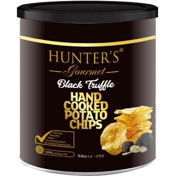 ハンターポテトチップス 黒トリュフ風味 40g【食品・おつまみ】
