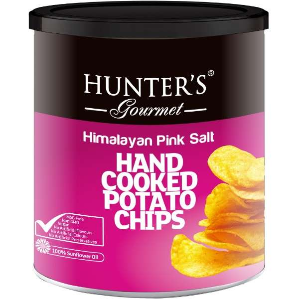 ハンター ポテトチップス ヒマラヤソルト味 40g【食品・おつまみ】