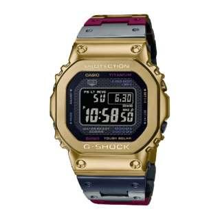 【Bluetooth搭載ソーラー電波時計】G-SHOCK(G-ショック) GMW-B5000 マルチカラーバンド GMW-B5000TR-9JR