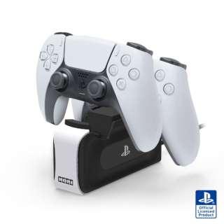 DualSense ワイヤレスコントローラー専用  充電スタンドダブル for PlayStation5 【PS5】