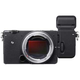 SIGMA fp L ミラーレス一眼カメラ ELECTRONIC VIEWFINDER キット ブラック