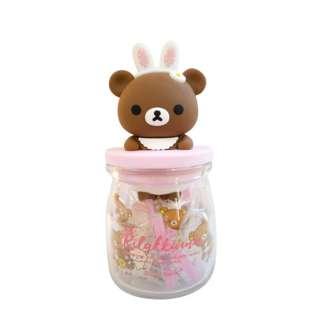 リラックマ キャンディボトル ECボトル-RK4-チャイロイコグマ ウサギ