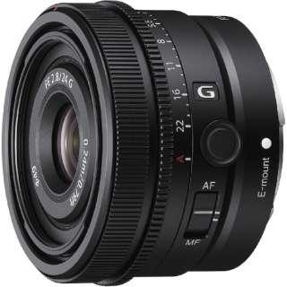 カメラレンズ FE 24mm F2.8 G SEL24F28G [ソニーE /単焦点レンズ]