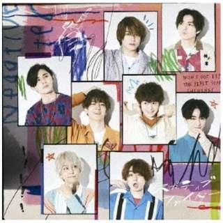 Hey! Say! JUMP/ ネガティブファイター 初回限定盤1(Blu-ray Disc付) 【CD】