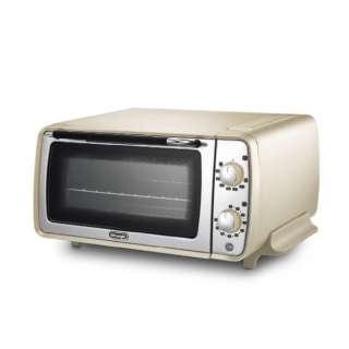 オーブン&トースター ディスティンタ・ペルラ コレクション イエロー EOI408J-Y