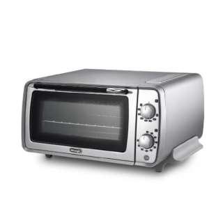 オーブン&トースター ディスティンタ・ペルラ コレクション シルバー EOI408J-S