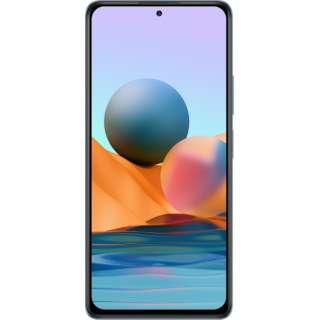 Xiaomi Redmi Note 10 Pro グレイシャーブルー Snapdragon 732G 1億800万画素カメラ 6.67型OLED メモリ/ストレージ:6GB/128GB nanoSIM×2 ドコモ / au / ソフトバンクSIM対応 SIMフリースマートフォン