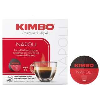 キンボ カプセルコーヒー ナポリ 7.0g×16カプセル KIMBO5477