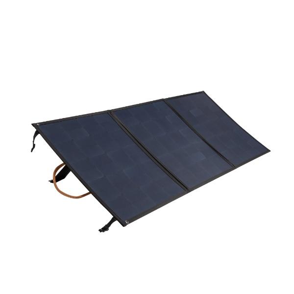 PowerArQ Solar Foldable 210W / 22V 折りたたみ式 ETFE MC4端子 DC出力付き