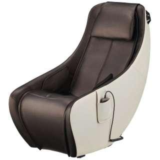 マッサージチェア L57 room fit chair GRACE(ルームフィットチェア グレイス) ベージュ×ブラウン AS-R500-CB