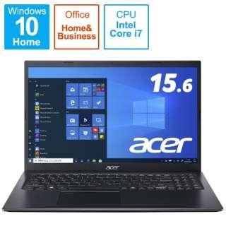 A515-56-H78Y/KF ノートパソコン Aspire 5 チャコールブラック [15.6型 /intel Core i7 /SSD:512GB /メモリ:8GB /2021年4月モデル]