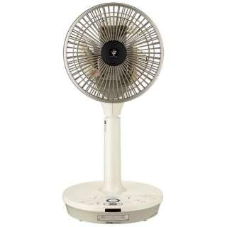 リビング扇風機 ベージュ系 PJ-N2DBG-C [DCモーター搭載 /リモコン付き]